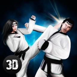 Karate Do Fighting Tiger 3D Full