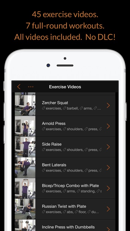 Weight Training Workouts: Basic Gym Routines for Bodybuilding & Fitness screenshot-3