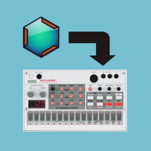 Caustic Editor for Volca Sample