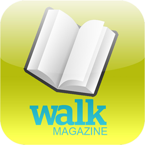 Walk Magazine app