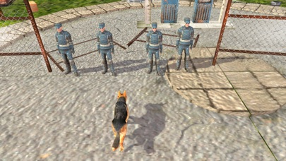Police Dog City Prison Escape -   Chase & Clean City From Robbers, Criminals & Prisoners screenshot four