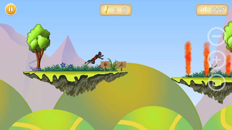 Ninja Rush & Jump, Jumping Game, Arcade Free Game screenshot-0