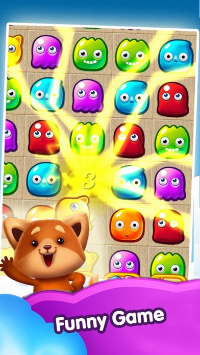Puzzle Pet Boom screenshot one