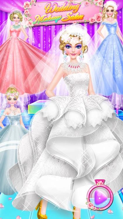 Wedding Makeup & Dress up Salon screenshot-3