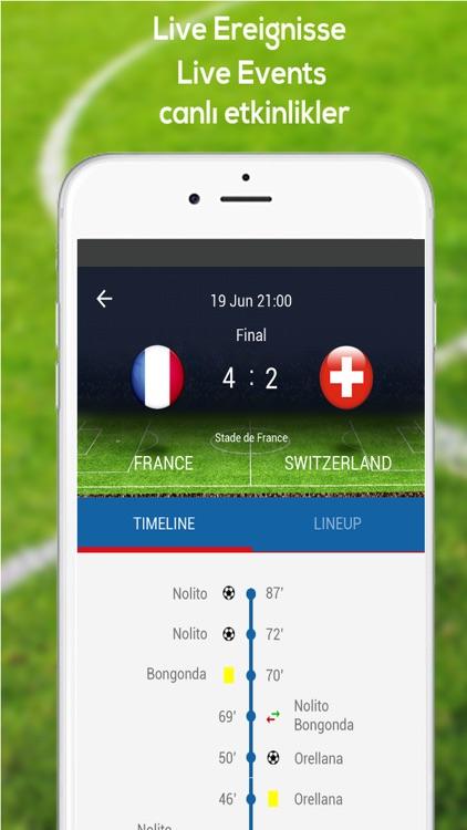 Euro 2016 Score Live Results Of Em