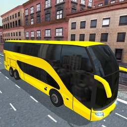 Real City Coach Bus Driver Simulator 3D
