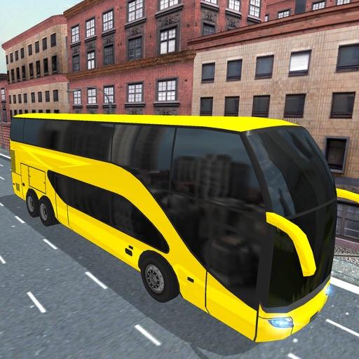Real City Coach Bus Driver Simulator 3D