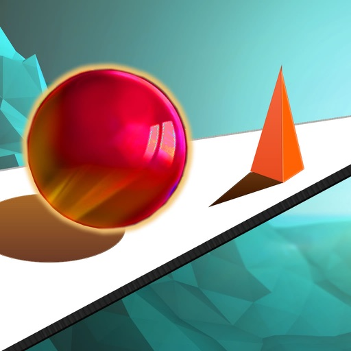 Jump Ball Chasing - A Meltdown Geometry Escape