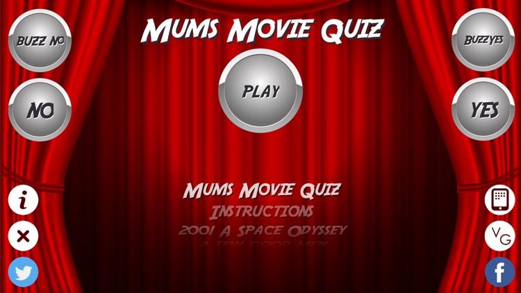Mums Movie Quiz 17+