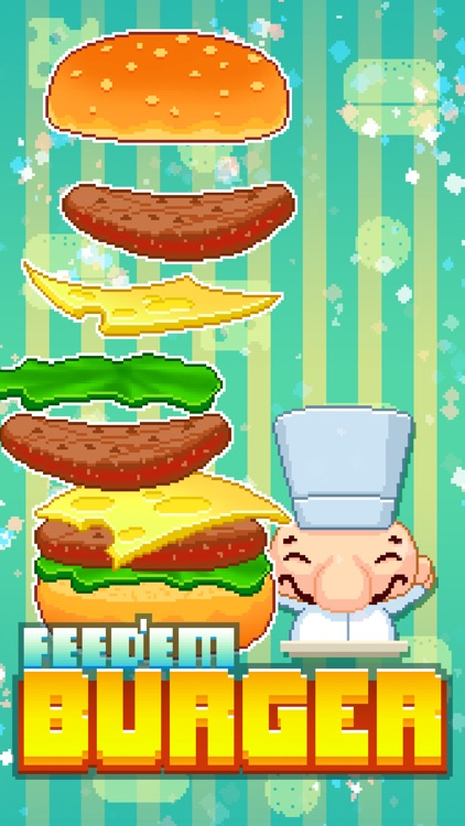 Feed'em Burger screenshot-3