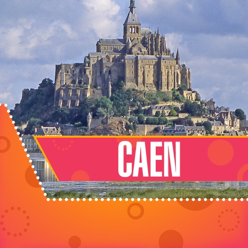 Caen Offline Travel Guide icon