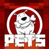 Pets Mod for Minecraft PC with Animal Skins