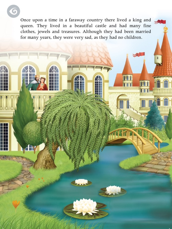 Sleeping Beauty: A Magic Fairy Tale Story Book for Kids
