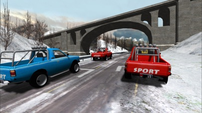 Off Road Extreme Cars Racing PRO Screenshot