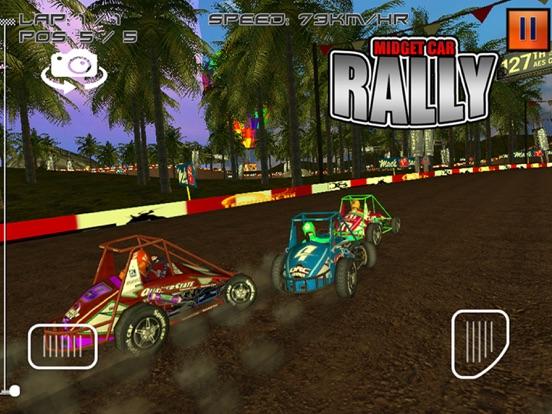 Midget Car Rally - Free Dune Buggy Racing Game | App Price Drops