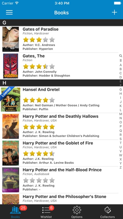 Books Manager Pro screenshot-3