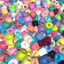 Nothing beads the beads