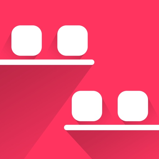 Pink Icon Skins Maker & Home Screen Wallpapers Pro for iPhone, iPad & iPod iOS App