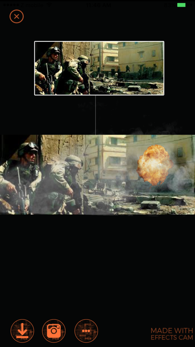 Effects Cam - Visual Effects by Ronan Stark (iOS, United