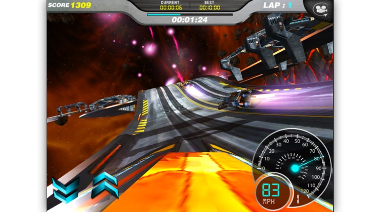 Alpha Tech Titan Racing Free screenshot-3
