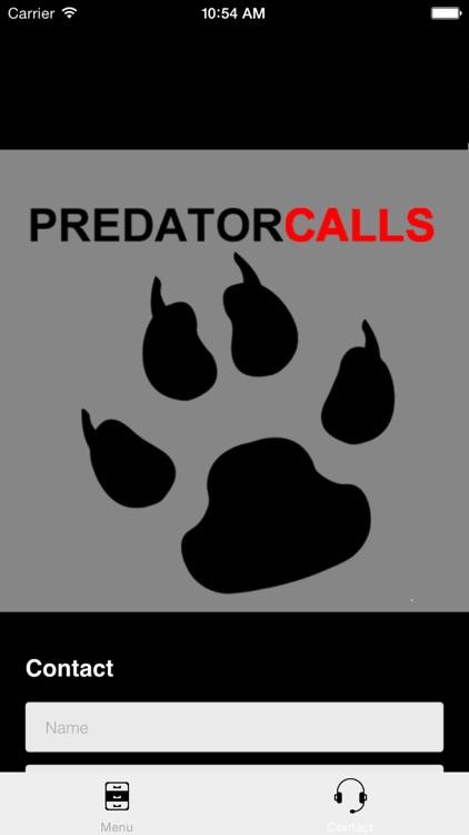 REAL Predator Calls LITE - REAL PREDATOR HUNTING CALLS!