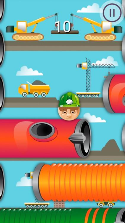 Town's Jumper (no ads) - Addicting Time Killer Game screenshot-3