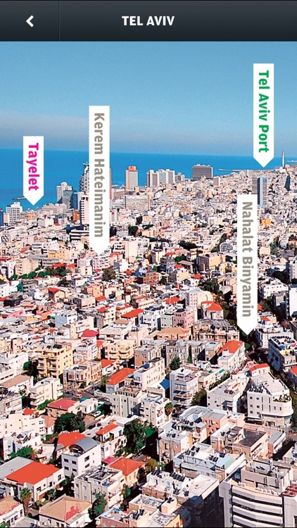 Tel Aviv: Wallpaper* City Guide screenshot-0