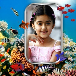 Aquarium Photo Frames & Photo Editor