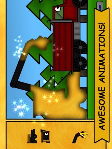 Скачать игру Детские грузовички: Пазлы 2