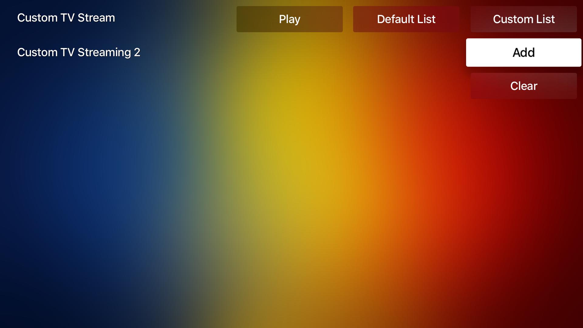 Video Stream Player screenshot 14