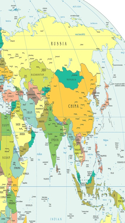 World map atlas countries flags icons and wallpaper by janice ong world map atlas countries flags icons and wallpaper gumiabroncs Image collections