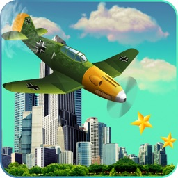 City Plane Stunts 3D