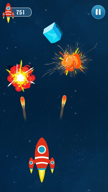 Nifty Jet Space Shooter screenshot-4