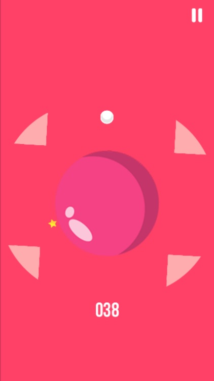 Bounce On Circle screenshot-4