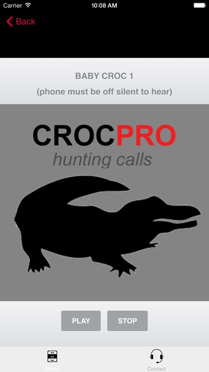 REAL Crocodile Calls & Crocodile Sounds! - BLUETOOTH COMPATIBLE