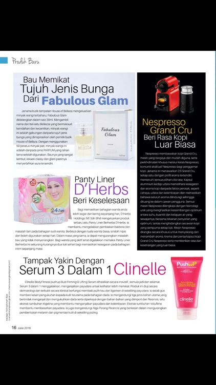 Mingguan Wanita Magazine screenshot-3