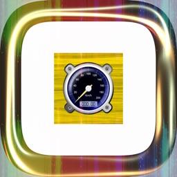 Speedometer-speed