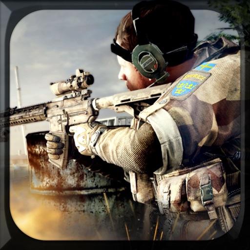 Sniper Shooting Gangster City - Last Civil War Survival