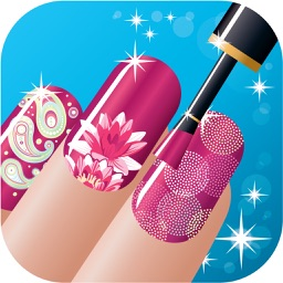 Nail Art Salon Girls - Free Manicure Beauty Hands Makeover DressUp games for kids