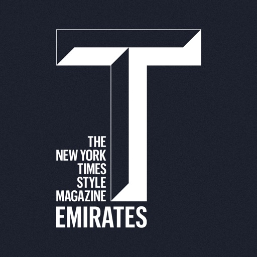 T Emirates: The New York Times Style Magazine icon