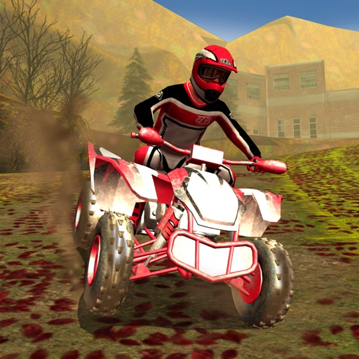 ATV Off-Road Racing - eXtreme Quad Bike Real Driving Simulator Game PRO