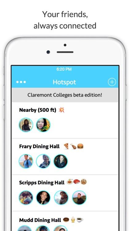Hotspot: Claremont Colleges