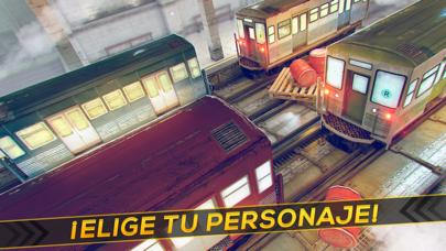 Carreras y Aventuras en el Metro Juegos de Trenes para Niños GratisCaptura de pantalla de3