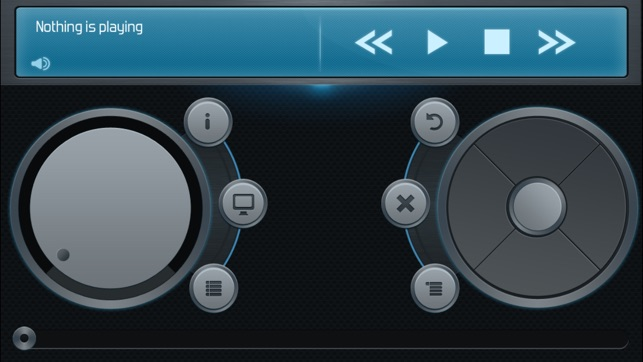 Constellation for XBMC on the App Store