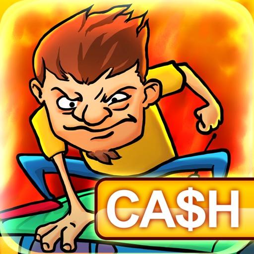 Freeway Fury: Drive for Cash iOS App