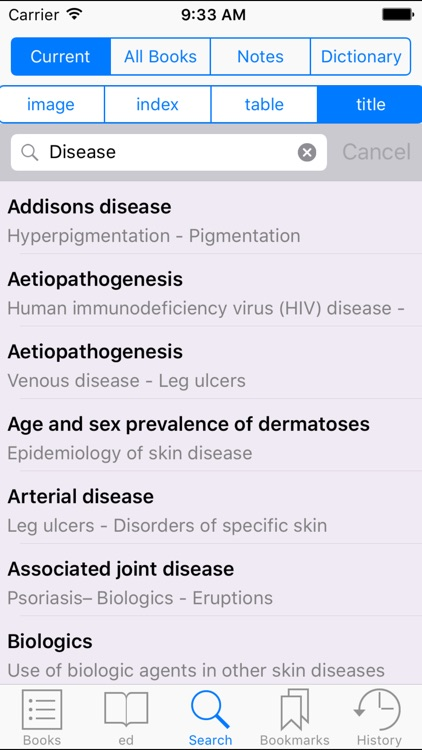 Dermatology, 5th Edition screenshot-3