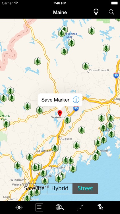 Maine State Parks & Recreation Areas screenshot-4