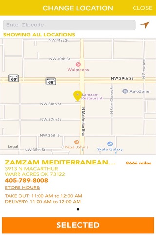 ZAMZAM MEDITERRANEAN GRILL - náhled