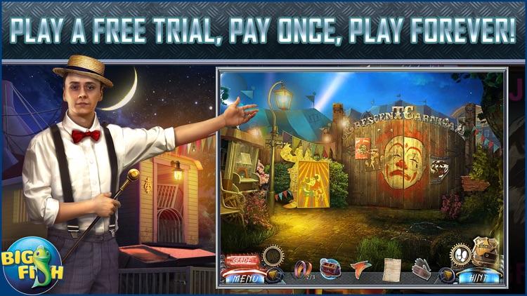 Dead Reckoning: The Crescent Case - A Mystery Hidden Object Game screenshot-0