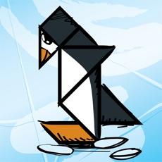 Activities of Kids Doodle & Discover: Birds, Cartoon Tangram Building Blocks